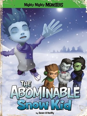 cover image of The Abominable Snow Kid