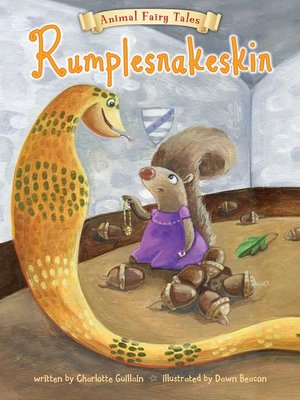 cover image of Rumplesnakeskin