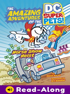cover image of Horse Show Heist