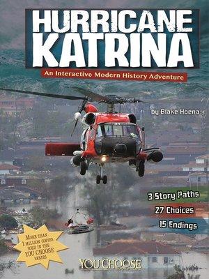 cover image of Hurricane Katrina