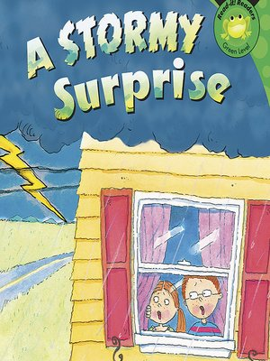 cover image of A Stormy Surprise
