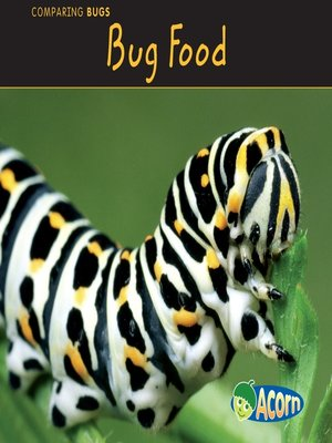 cover image of Bug Food