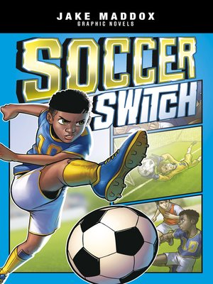 cover image of Soccer Switch