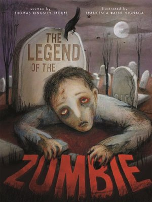 cover image of The Legend of the Zombie