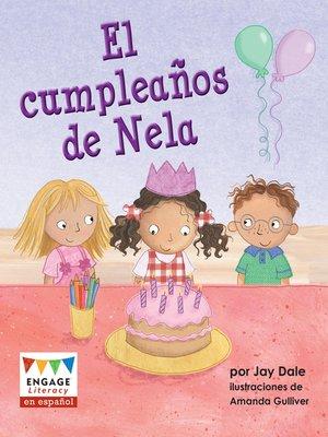 cover image of El cumpleaños de Nela