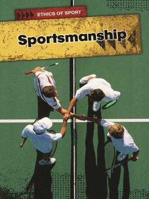 cover image of Sportsmanship