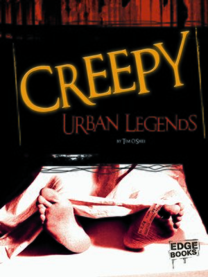 cover image of Creepy Urban Legends