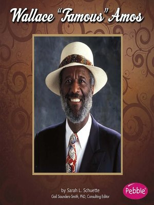"cover image of Wallace ""Famous"" Amos"
