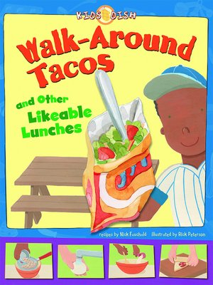 cover image of Walk-Around Tacos