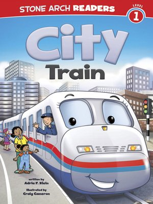 cover image of City Train