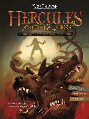 cover image of Hercules and His 12 Labors
