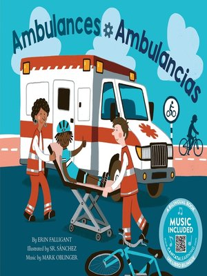 cover image of Ambulances / Ambulancias