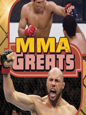 cover image of MMA Greats