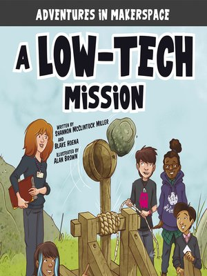 cover image of A Low-Tech Mission
