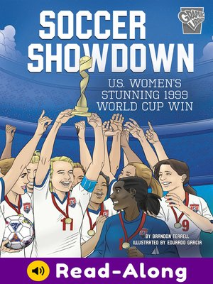 cover image of Soccer Showdown