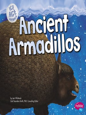cover image of Ancient Armadillos