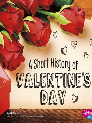 cover image of A Short History of Valentine's Day