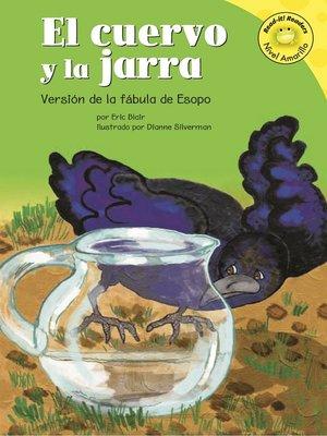 cover image of El cuervo y la jarra