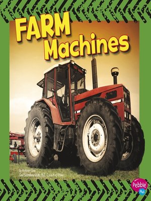 cover image of Farm Machines