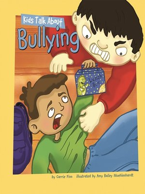cover image of Kids Talk About Bullying