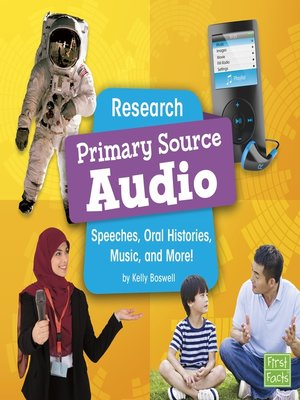 cover image of Research Primary Source Audio
