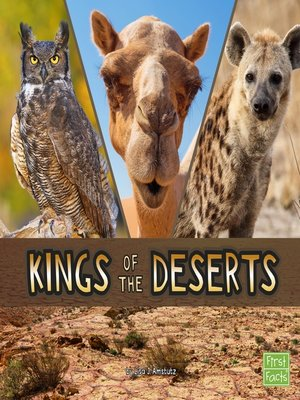 cover image of Kings of the Deserts