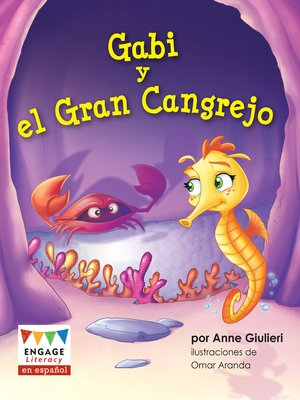 cover image of Gabi y el Gran Cangrejo