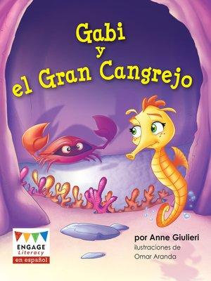 cover image of Gabi y el Gran Cangrejo