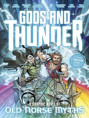 cover image of Gods and Thunder