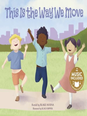 cover image of This Is the Way We Move