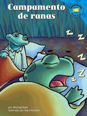 cover image of Campamento de ranas