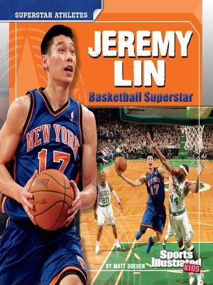cover image of Jeremy Lin