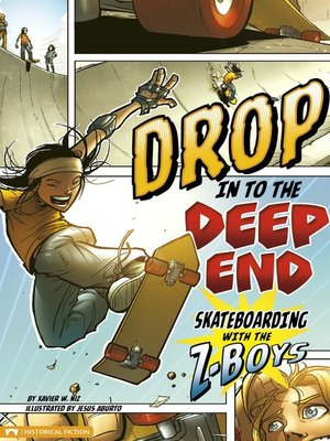 cover image of Drop In to the Deep End