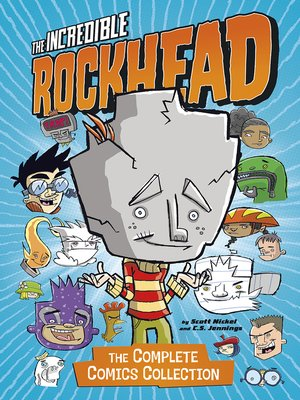 cover image of The Incredible Rockhead