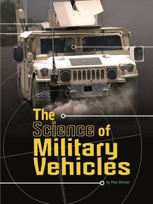 cover image of The Science of Military Vehicles