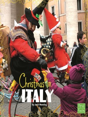 cover image of Christmas in Italy