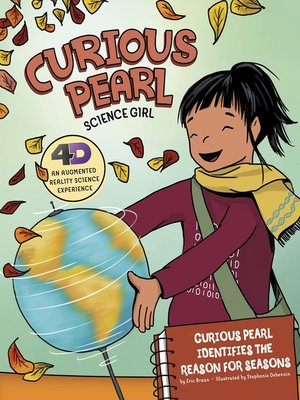 cover image of Curious Pearl Identifies the Reason for Seasons