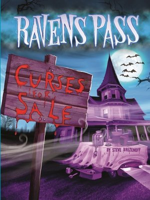 cover image of Curses For Sale