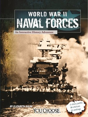 cover image of World War II Naval Forces