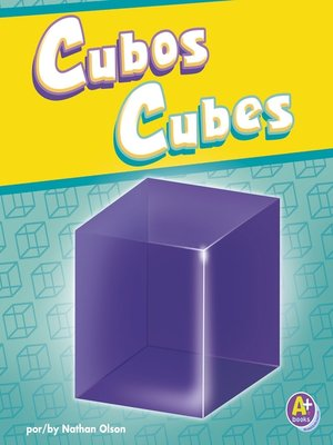 cover image of Cubos/Cubes