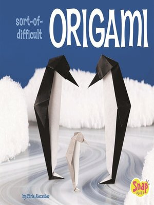 cover image of Sort-of-Difficult Origami