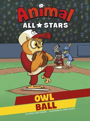 cover image of Owl Ball