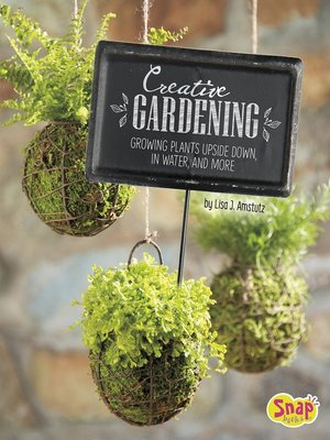 cover image of Creative Gardening