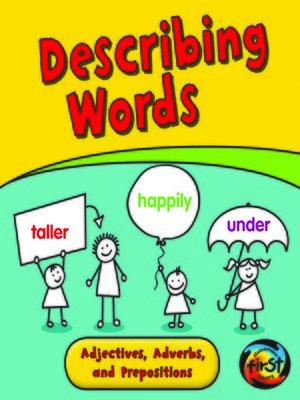 cover image of Describing Words