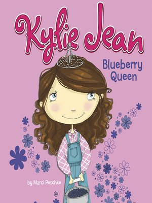 cover image of Blueberry Queen