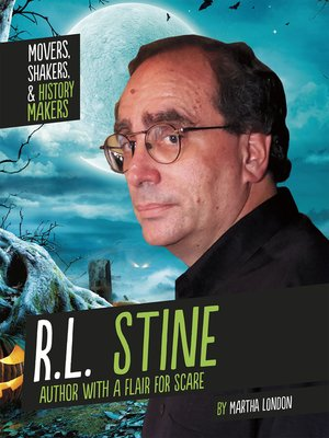 cover image of R.L. Stine