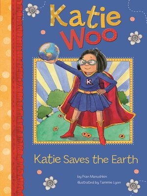 cover image of Katie Saves the Earth