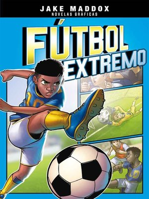cover image of Fútbol extremo