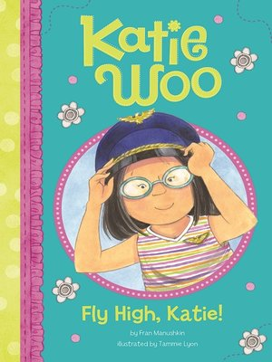 cover image of Fly High, Katie