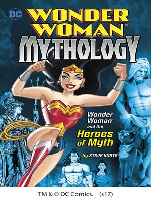 cover image of Wonder Woman and the Heroes of Myth